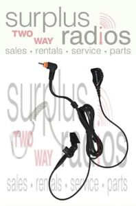 Motorola Pmln7157a 2 wire Surveillance Kit Earpiece For Mototrbo Sl300 Radios