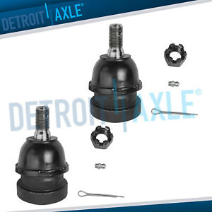 Both 2 Front Lower Ball Joints 1994 2000 2001 2002 2003 2004 Ford Mustang