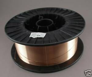 30 Lb Roll Er70s 6 035 Mild Steel Mig Welding Wire Free Shipping Layer Wound