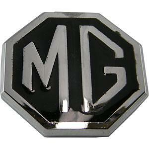 New Mg Trunk Badge Emblem For Mgb Mg Midget 1970 80 Excellent Quality Plastic
