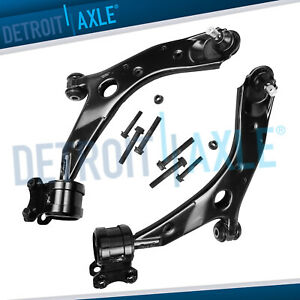 Front Lower Control Arms For 2004 2005 2006 2007 2008 2009 Mazda 3 Non Turbo