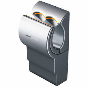 Dyson Airblade Db Ab14 Electric Hepa Commercial Hand Dryer Gray 110v 120v