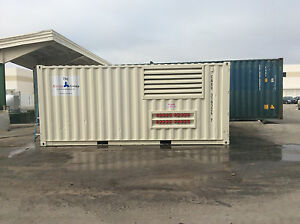 Reefer Container Generator Sets