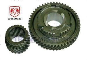 Nv4500 5th Gear Set Dodge Diesel 51 22 Tooth New Process New