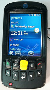 Motorola Zebra Mc55a Wireless Laser Barcode Scanner Pda Mc55a0 Windows Embedded