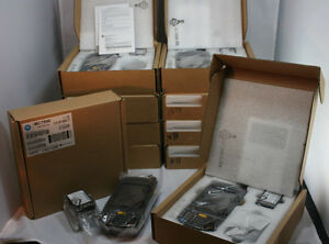 Lot 10 New Symbol Motorola Mc75a Wireless 4g Evdo Barcode Scanner Mc75a8 Mc75