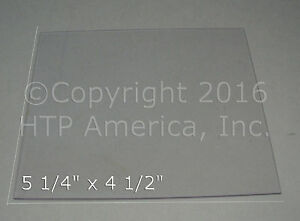 5 Htp Clear Welding Cover Lens Plate Compatible With Lincoln Viking Helmet 3350
