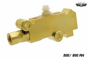Universal Gm Replacment 172 1361 Proportioning Valve Disc Disc Cars