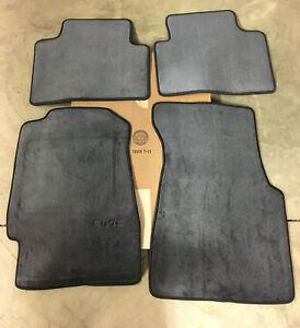 Genuine Oem Honda Civic 3dr Hatchback Charcoal Carpet Floor Mat Set 92 95 Mats