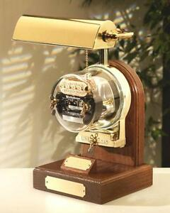 Operating Electric Watthour Meter Lamp Ob br Deluxe Edition