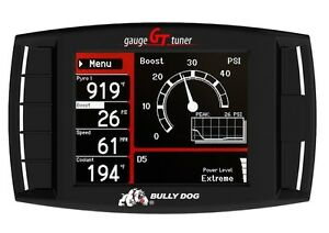 Bully Dog Triple Dog Gt Diesel Gauge Tuner 40420 Free 2 Day Priority Shipping