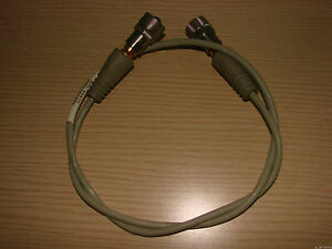 Agilent 5061 5359 100cm 18ghz 50 Ohm N Male Rf Test Port Cable For 85301a 85301c