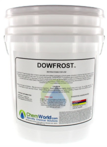 Dowfrost tm Food Grade Inhibited Propylene Glycol 5 Gallons By Chemworld