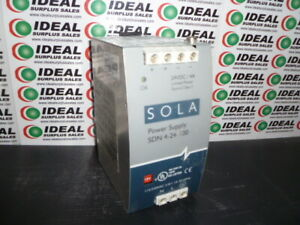 Sola Sdn424100 Power Supply Used