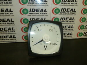 Ideal Surplus 47981v Meter New