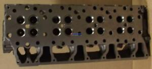 Cylinder Head New Case 3408a Pc 4 Cyl Diesel 7n0858 Cn 7n0855 Bare