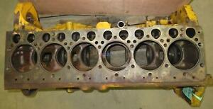 John Deere Jd 6 531 Engine Block Good Used R35130r 6 Cyl Diesel
