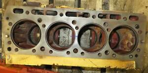Allis Chalmers Ac 433i Engine Block Used 4008856 4 Cyl Diesel