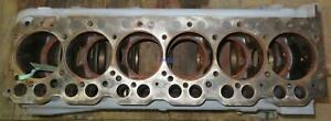 John Deere Jd 6 359 Engine Block Good Used R72975 Old Stock Jkk Machine Shop