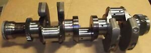 Crankshaft Remachined Deutz 2141006 0 10 Rods 0 10 Mains 6 Cyl Diesel F6l413
