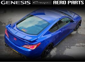 Sequence Spec rs Rear Wing Spoiler For Hyundai Genesis Coupe 2013