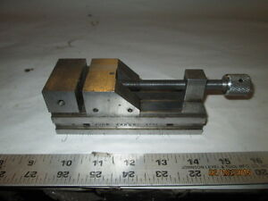Machinist Tool Lathe Mill Tool Makers Ground Hardened 2 Grinding Vise