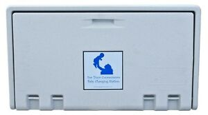 Allied Hand Dryer private Label Baby Changing Station White Granite Ahd100 05