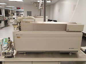 Ab Sciex Api 4000 Lc ms ms Mass Spectrometer