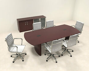 Modern Contemporary 8 Feet Conference Table ro nap c6