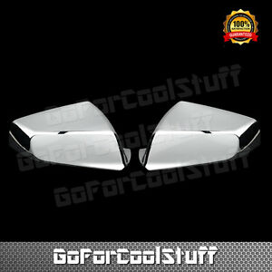 For 10 11 12 Buick Lacrosse Chrome Mirror Cover 2010 2012