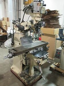 Used Acer Ultima Vertical Milling Machine