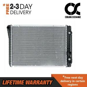 1052 Radiator For Chevrolet Corvette 1989 1996 5 7 V8