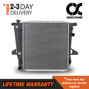 Radiator For Ford Explorer 1995 1996 1997 4 0 V6 2 Row Ohv