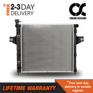 2262 Radiator For Jeep Grand Cherokee 1999 2004 4 0 L6