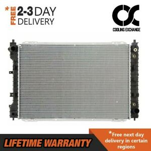2306 Radiator For Ford Escape Mazda Tribute 01 04 2 0 L4