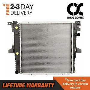 2308 Radiator For Ford Explorer Mountaineer 00 01 5 0 V8