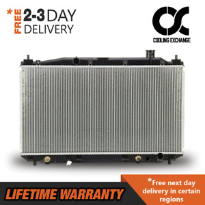 2572 Radiator For Honda Civic Hybrid 2003 2004 2005 1 3 L4