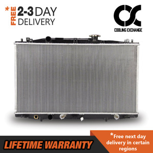 2797 Radiator For Honda Accord 2003 2004 2 4 L4 Dx Lx Ex