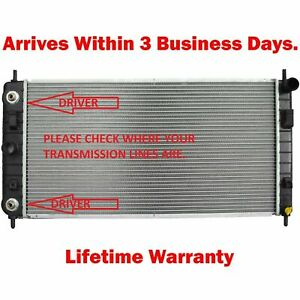 2765 Radiator For Chevy Malibu 2004 2005 2006 2007 2 2 L4