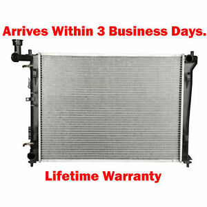 2928 Radiator For Hyundai Elantra 2007 2012 2 0 L4