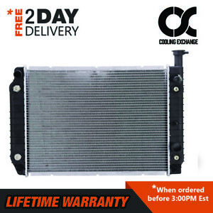 Radiator For Chevrolet Astro Gmc Safari 1985 1994 4 3 V6