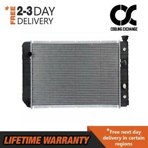 Radiator For Chevy S10 Blazer Gmc S15 Jimmy Sonoma Syclone Bravada 4 3 V6