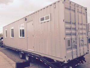 Portable Office Building 40 Feet