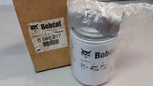 Bobcat Compact Excavator Primary Filter 6516722 W Assembly 6686217