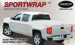 Gmc Sierra 1500 Fiberglass Hard Bed Cover Painted 1988 2018 Sport Lid Wrap