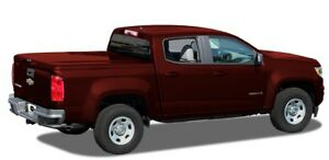 Gmc Canyon Fiberglass Hard Tonneau Bed Covers Painted 2004 2020 Legacy Series