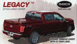 Ford F150 250 350 Fiberglass Hard Tonneau Bed Covers Painted 1997 2020 Legacy