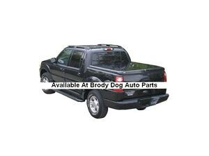 Ford Sport Trac Fiberglass Hard Tonneau Bed Covers 2001 2010 Painted Sport Lid