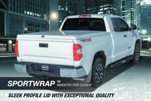 Toyota Tundra Fiberglass Hard Tonneau Bed Cover For 2000 2020 Painted Sport Lid