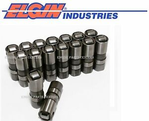 Elgin Hydraulic Roller Lifters Set 16 For Chevy Gmc 6 2 6 5 Diesel 1982 2002